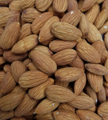 30 lb Box Unpasteurized Raw Organic Nonpareil Almonds ($11/lb)